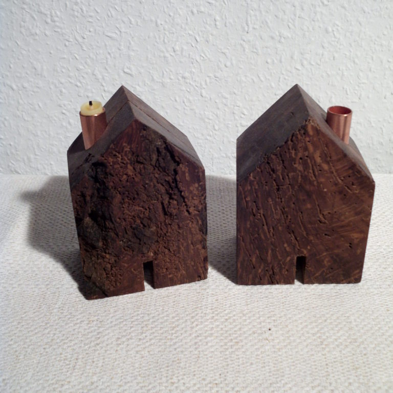 Variante der Lemgoer Kerzenhäuser